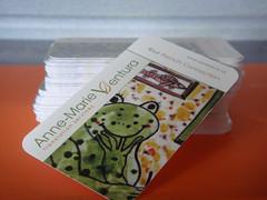 Ventura - Personal Business Card 09 (imaleschuk) Tags: businesscards branding corporateidentity diecutbusinesscards