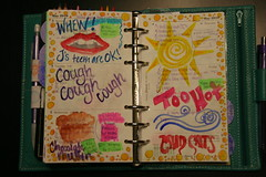 DIY Planner May 3-9, 2010 (jadecat23) Tags: diyplanner calendarart