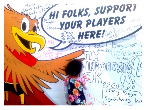 support Indonesia!