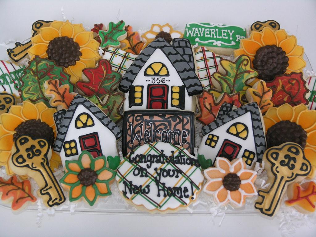Housewarming Platter