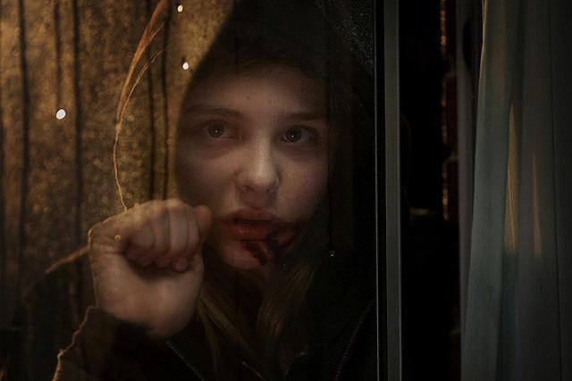 Chloe Moretz asks you to 'Let Me In'.
