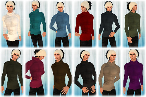 A:S:S - Turtlenecks