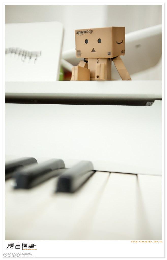 [楞言楞語]阿楞 + 鋼琴