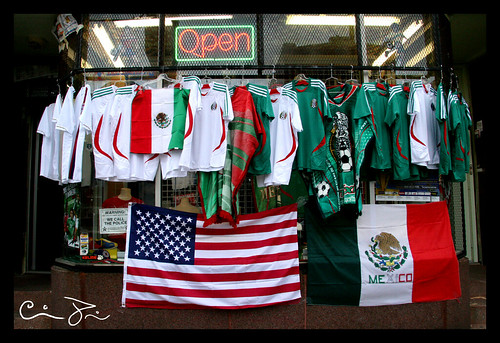 México vs US:  The Big Game Today In Chicago