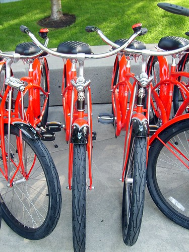 Bike Share #1 - want one?