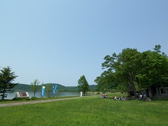 Yobitoura camp site