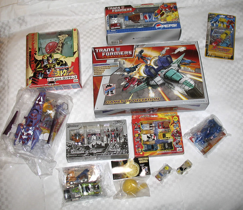 Botcon '07 - Day 3 - This is probably all of my crack!