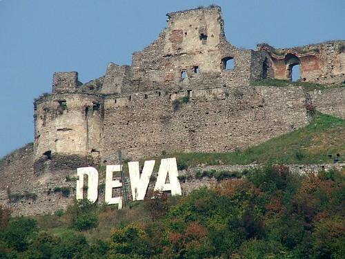 Deva Forress Transylvania (13th Century): Jules VERNE's