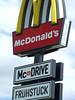 Motorradtour Juni 2007 - McDonalds