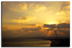 "Golden Moments to Share II (BB (O.ö)) Tags: friends light sunset sun beach portugal gold nikon bravo postcard rays algarve bb soe prainha goldenhour seagul alvor oö divino interestingness6 d40 magicdonkey xxxxxxxxxxxxxxxxxxxxxxxx nikonstunninggallery aplusphoto infinestyle ""goldenphotographer"" goldenmermaid"