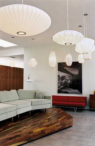 George Nelson Bubble Lamps Saplings The Pomelo Home Blog