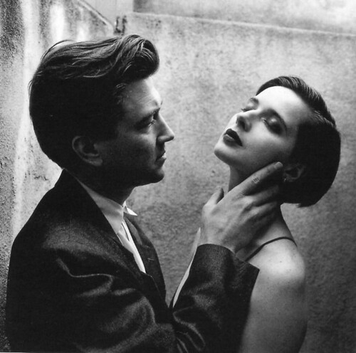 David Lynch Isabella Rosellini / Gregory Han