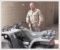 Master Sergeant Scott Furnner