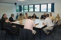 "Concurrent Session: ""The Coalition Against Poverty"" (Bill Lollar) Tags: poverty uk wales pont partnership pontypridd globalpoverty universityofglamorgan partnershipoverseasnetworkingtrust"