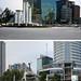 Antes y después - Fuente de la Diana Cazadora, Ciudad de México