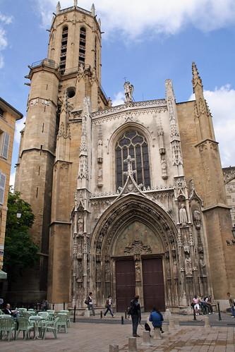 Aix-en-Provence - Saint-Sauveur