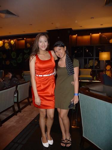 Niña and me