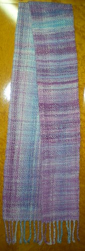 MIL's scarf, side 1