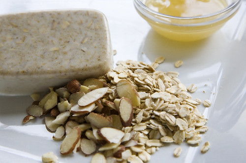 Oatmeal Honey Almond