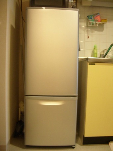 Freon Freezer