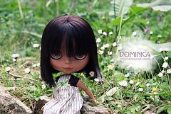 Domi in the garden  // 132/365