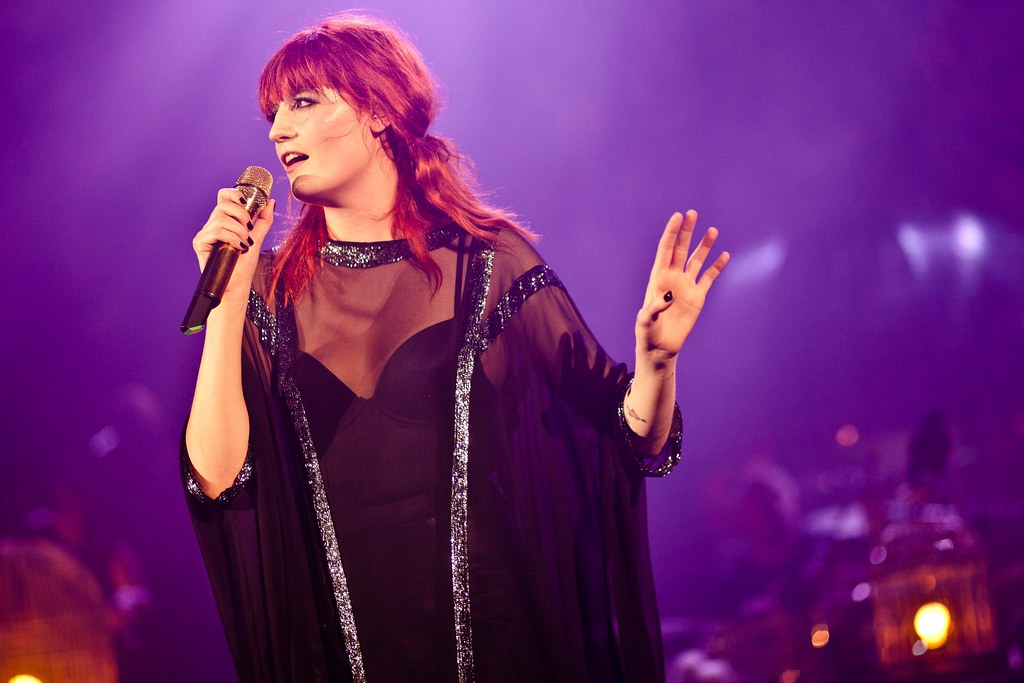 Florence & The Machine having enough of teaching people about hands