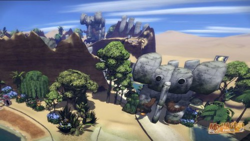 ModNation Racers: Elephants Graveyard