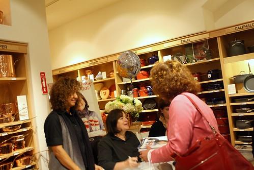 Barefoot Contessa Signing