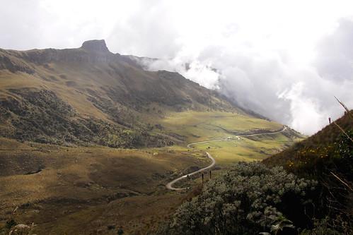 Parque Nacional los Nevados en el Triángulo del Café