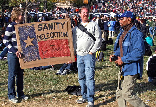 Sanity Delegation from Texas