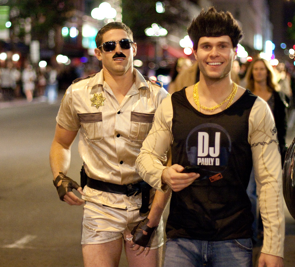 Reno 911 Halloween Costume.The World S Best Photos Of Costumes And Reno911 Flickr Hive Mind
