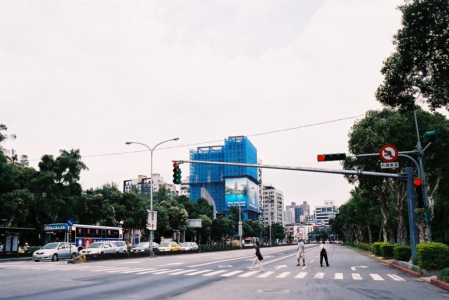 之前在台北拍的