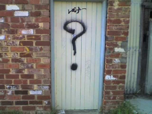 question door