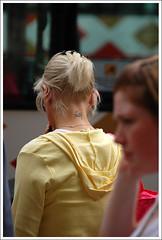 Keepin' the (4mul8) Tags: tattoo neck edinburgh faith exposed nape