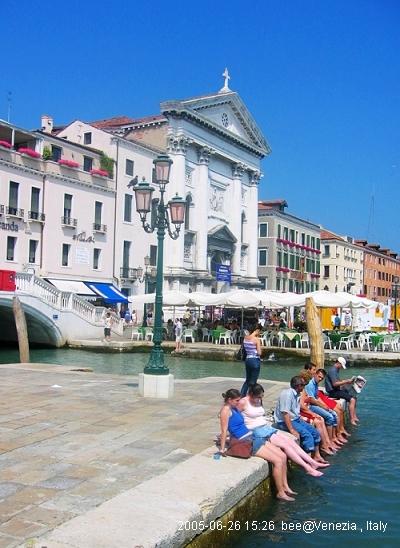 不一樣的角度看威尼斯