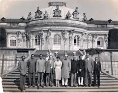 R C Agarwal - Sham Nath in Russia 1958 (J P Agarwal- www.jaiprakashagarwal.com) Tags: c r sham nath agarwal