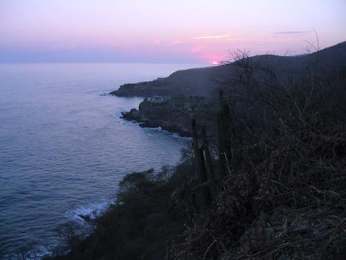 Sunset El Zonte_3