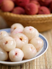 Lychee (Ann&Ming) Tags: red summer white macro fruits juicy zuiko lychee litchi mywinners diamondclassphotographer theunforgetablepictures
