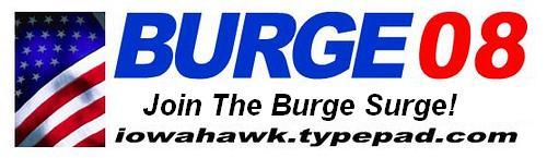 Burge Surge!