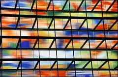 In het Instituut voor Beeld en Geluid (Dit is Suzanne) Tags: window netherlands architecture nederland canondigitalrebel hilversum mediapark architectuur raam noordholland архитектура окно neutelingsriedijk instituutvoorbeeldengeluid 123nl views1200 нидерланды sumatralaan ©ditissuzanne img7339 23062007 dutchelite