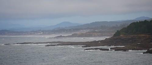 Boiler Bay view