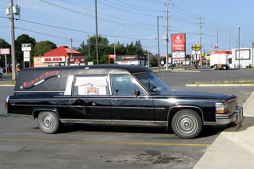 Custom Funeral Hurst H...
