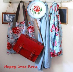 The Hall (HAPPY LOVES ROSIE) Tags: blue red roses french happy satchel blackboard enamel cathkidston duckeggblue happylovesrosie dogiesdogs rosecathkidstonenamelfrenchredsatchelduckeggbluebluedogiesdogsblackboardhappylovesrosieroses