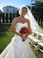Beautiful ! () Tags: california ca family wedding friends party woman sexy girl beautiful smile bar groom bride dance ceremony smiles drinks garota bella mansion mulheres soire benicia frau amis mujeres fille matrimonio elated amica kalifornien californie sposi matrimony schn  lasposa   californi 72107  jeffersonstmansion july212007     vivalasposa