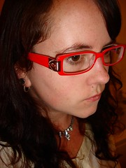 Red red Glasses