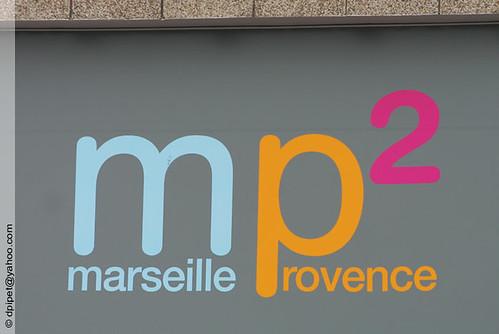 le terminal MP2 de Marignane