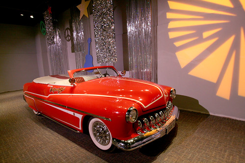 Rock Stars, Cars, and Guitars - Behind the Scenes by The Children's Museum of Indianapolis.
