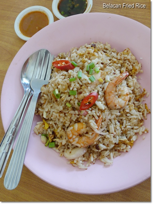 Belacan Fried Rice