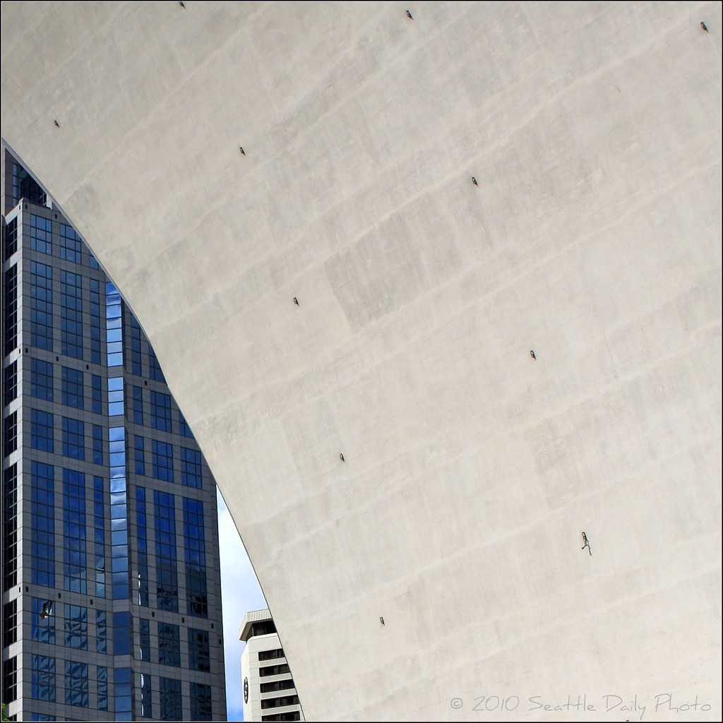 Rainier Tower Curve