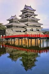 Matsumoto Castle (ajpscs) Tags: japan japanese tokyo  nippon  matsumoto nagano    matsumotocastle crowcastle ajpscs matsumotoj  karasujo hirajiro
